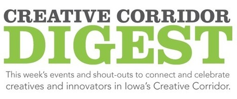 We Create Here: National Mentions, Distribution and Years and Years of Creativity | Startup, Iowa City! | Scoop.it