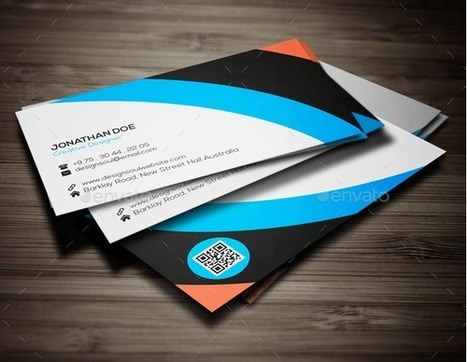 30+ Best Business Card Templates Psd | Byron Bay photography | Scoop.it