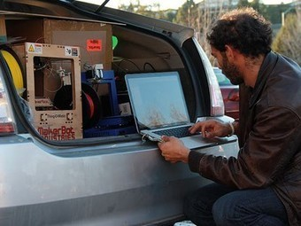 3D Printers In A Prius Prove This Technology is Road Ready | DIY Manufacturing / 3d Printing | Scoop.it