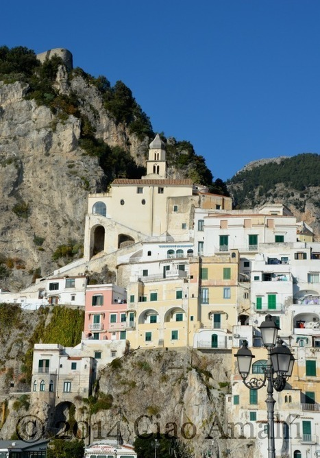 San Biagio in Amalfi | Italia Mia | Scoop.it