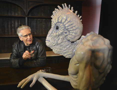 David Cronenberg at TIFF: Evolution, Mugwumps and Kubrick: - Toronto Star | 'Cosmopolis' - 'Maps to the Stars' | Scoop.it