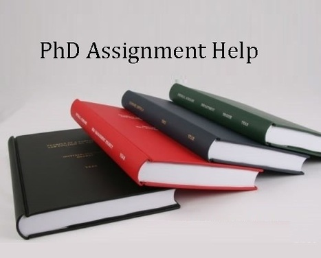 PhD Assignment Paper   Assignment Services   Scoop.it