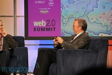 Eric Schmidt lays out three priorities for Google: LTE, mobile money, inexpensive smartphones -- Engadget | 4G | Scoop.it