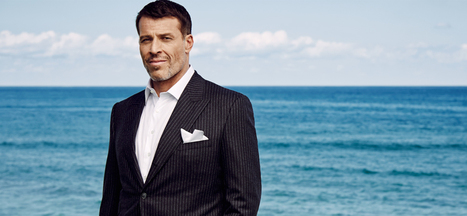 Tony Robbins: Why You Should Always Want More via @donhornsby | AtDotCom Social media | Scoop.it