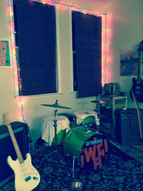 Fuzz Sounds: Whatever you do, don't call WAG garage rock. | Music | Scoop.it