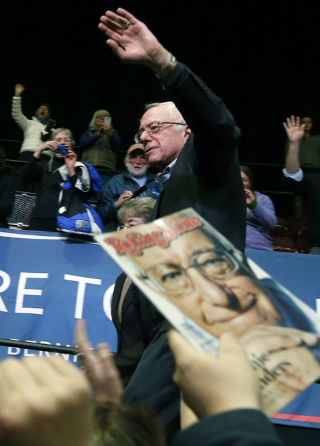 Clinton, Sanders at odds over newly proposed NH debate | Bernie Sanders' Campaign | Scoop.it