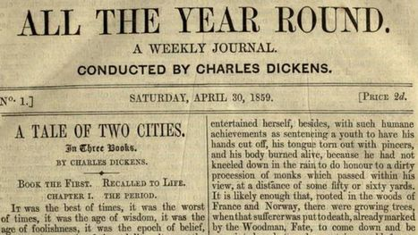 Newly discovered Dickens notes solve Victorian authorship mystery | Eminent Men | Scoop.it