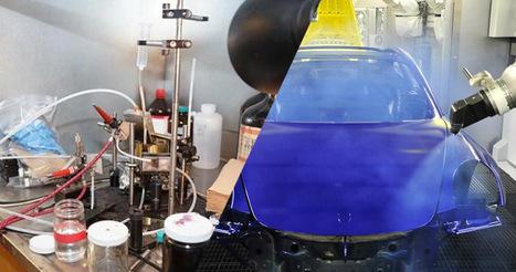 Ce spray révolutionnaire permet de transformer n'importe quelle surface en panneau solaire   Innovation from chemistry   Scoop.it