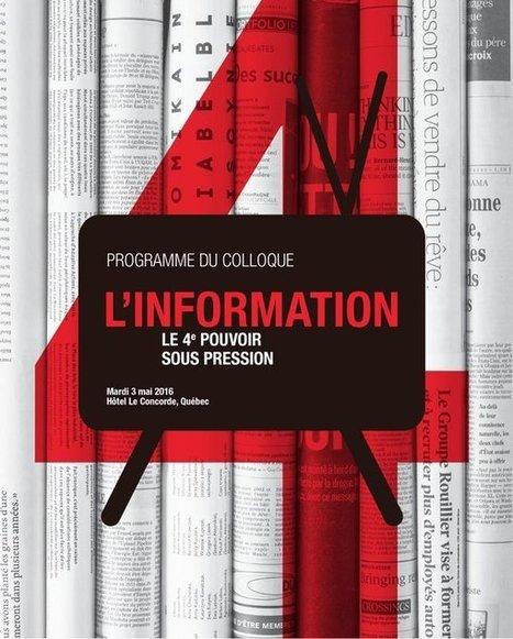 La CSN préconise un crédit d'impôt pour les entreprises de presse | Journalisme en développement | Scoop.it