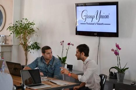Le coworking au JT de TF1 | Zevillage : télétravail, coworking et nouvelles formes de travail | hydrocéphalie hydrocephalia | Scoop.it