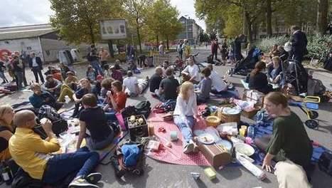 Un lunch gratuit pour des milliers de personnes à Bruxelles - 7sur7   Le Bocal Vert   Scoop.it
