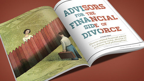Advisors for the Financial Side of Divorce | Divorce Financial Planning For Women | Scoop.it