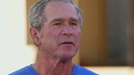 George W. Bush on Mandela, Snowden and his legacy | News | Scoop.it