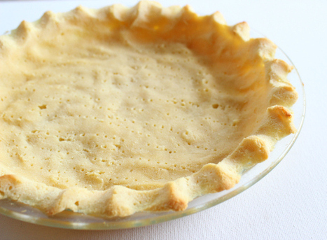 Coconut Flour Pie Crust - The Coconut Mama   Health and healing   Scoop.it