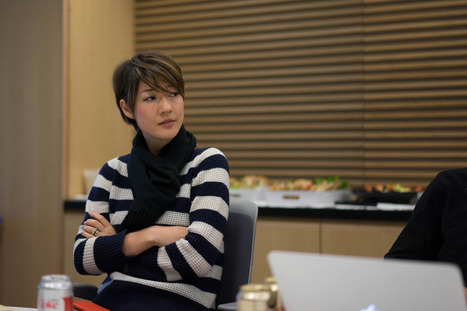Video Artist Sputniko! On Japan, Creativity And Her New Gig At The MIT Media Lab - Forbes | Technology in Art And Education | Scoop.it
