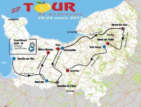 Le tour de Normandie cycliste 2013 se prépare | La Manche Libre saint-lo | Les news en normandie avec Cotentin-webradio | Scoop.it