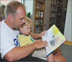 Summer reading program brings big fun to Johnson City library | Tennessee Libraries | Scoop.it