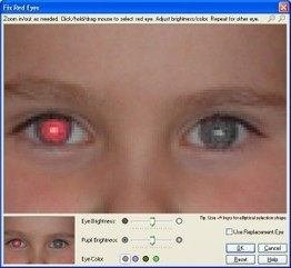 S10 Software - S10 RedEyes 3.2 - Remove red eyes easily in photos | Retouches et effets photos en ligne | Scoop.it