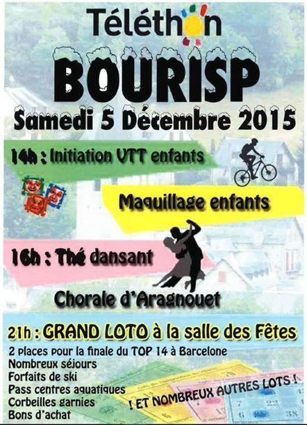 Téléthon à Bourisp le 5 décembre | Vallée d'Aure - Pyrénées | Scoop.it