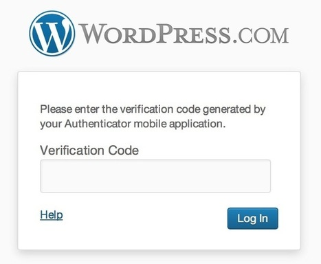 WordPress.com tightens login security with two means of verification needed - NBCNews.com | WPSquared.com | Scoop.it