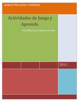 APRENDER Y DIVERTIRSE.... ¡¡TODO EN UNO!!: ACTIVIDADES DE JUEGA Y APRENDE | APRENDER Y DIVERTIRSE...¡¡TODO EN 1!! | Scoop.it