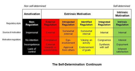 Motivation and eLearning | Universidad 3.0 | Scoop.it