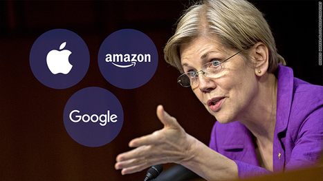 Elizabeth Warren: Have tech companies become 'too big to fail'? | Business Transformation | Scoop.it