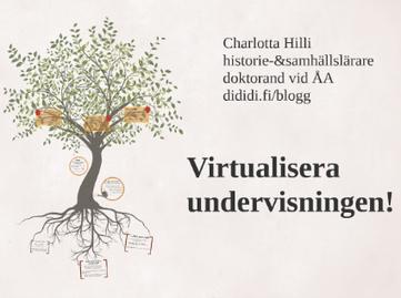 Från det digitala till det virtuella klassrummet | Digitalt lärande (#digiskola) | Scoop.it