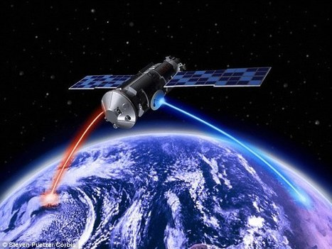 Particle accelerator could one day create manmade auroras in our atmosphere - Daily Mail | Planet Earth | Scoop.it