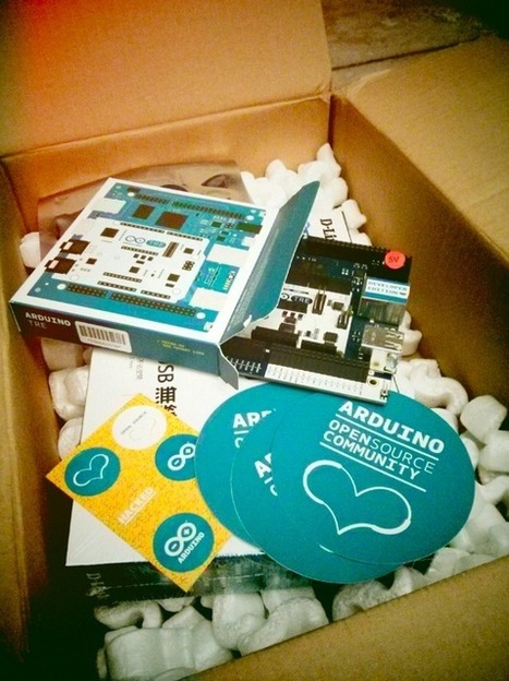 WeMake | Inizia il betatesting dell'Arduino TRE! | Arduino | Scoop.it