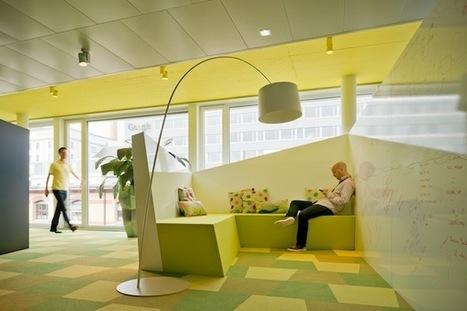 Workspace design | Entretiens Professionnels | Scoop.it
