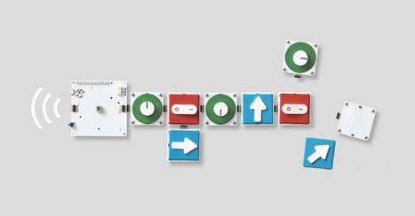 Project Bloks - Creating a development platform for tangible programming   LabTIC - Tecnología y Educación   Scoop.it