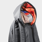 Backpack with a hood | Geek Chic | Scoop.it