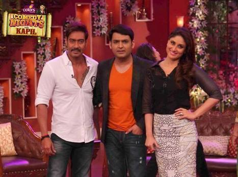 Comedy Nights With Kapil 3rd August 2014 WebHD 480P | t4tag.com | Scoop.it