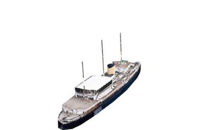 Royal Yacht Britannia, City of Edinburgh, UK by Duncan - 3D Warehouse | 3D Model | Scoop.it