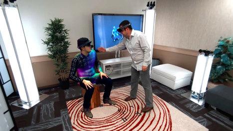 Téléportation holographique : Facebook en rêvait, Microsoft l'a fait | Stratégie(s) d'entreprise | Scoop.it