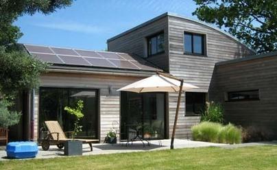 39 bois construction 39 in maison ossature bois cologique for Constructeur maison moderne vaucluse