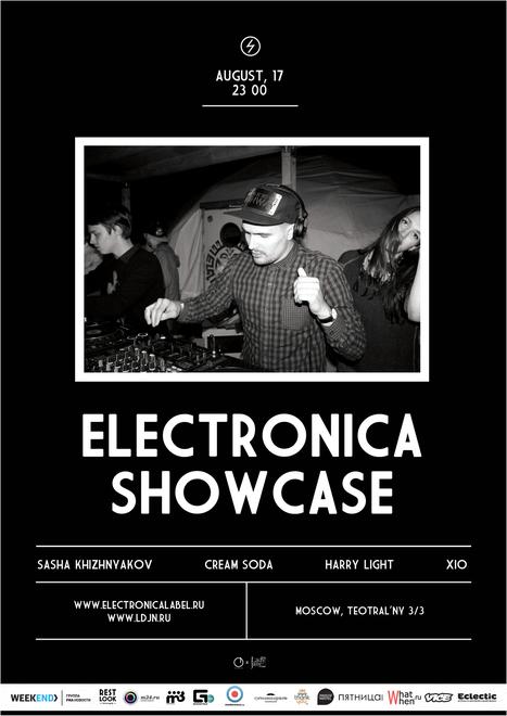 Electronica Showcase @ Lady Jane (Moscow) | Electronica | Asesorias y Mantención | Scoop.it