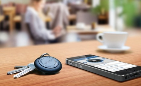 $40 Elgato Smart Key lets your iPhone track your keys, baggage and car via ... - 9 to 5 Mac   iOS Tips & Nice Ideas   Scoop.it