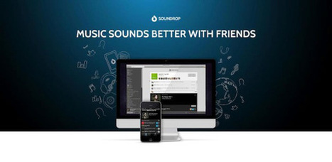 Soundrop brings its social listening rooms to Deezer | Music business | Scoop.it