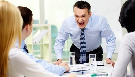 Why Your Boss Lacks Emotional Intelligence | Dr. Travis Bradberry | LinkedIn | Becoming a better manager | Scoop.it