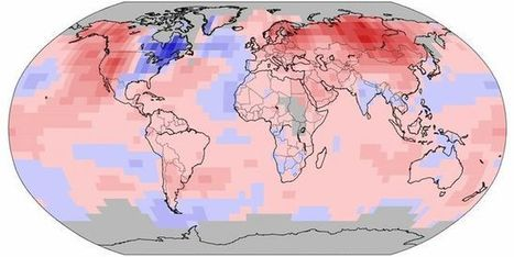 Nouveau record de chaleur planétaire en avril | NPA - Agriculture-Alimentation | Scoop.it