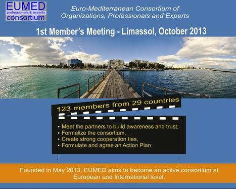 Core Members of EUMED Consortium are meeting next Friday in Limassol, Cyprus to formulate and agree an Action Plan. | EUMED Consortium - Member's Area | Scoop.it