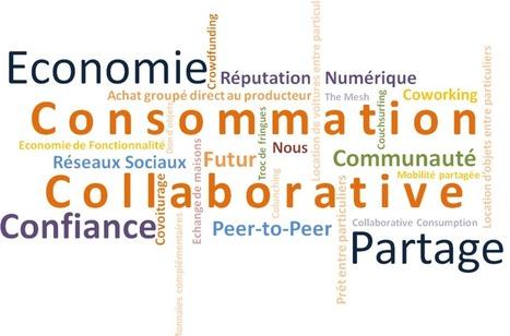 Économie collaborative ou coopérative? Ne mélangeons pas tout | la consommation collaborative | Scoop.it