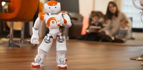 Nao: a friendly and interactive robot | Robotics & Artificial Intelligence | Scoop.it