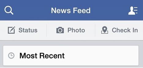 Facebook améliore votre fil d'actualité grâce à des Evaluateurs - #Arobasenet | marketing de réseaux et mlm | Scoop.it