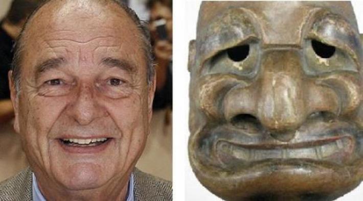 Jacques Chirac a visité l'exposition qui lui est consacrée au musée du quai Branly | Atlantico | Kiosque du monde : A la une | Scoop.it