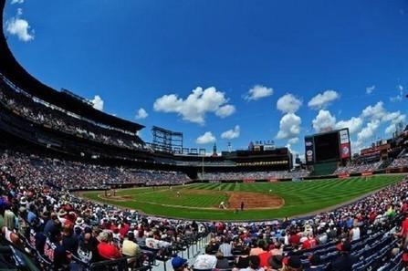 Man dies at Turner Field during Atlanta Braves game   News   Scoop.it
