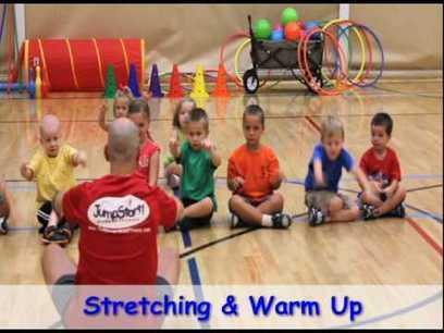 Fun Things in JumpStart Kids Fitness Class   Latest Fitness Trends   Scoop.it