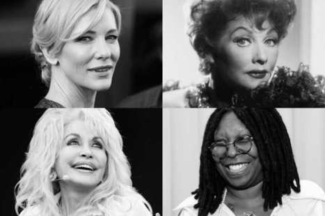 25 Famous Women on Getting Older - New York Magazine | Aging Well, Looking Good | Scoop.it